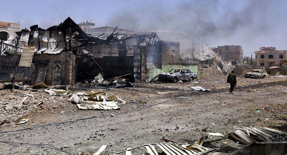 Situation au Yémen, archives