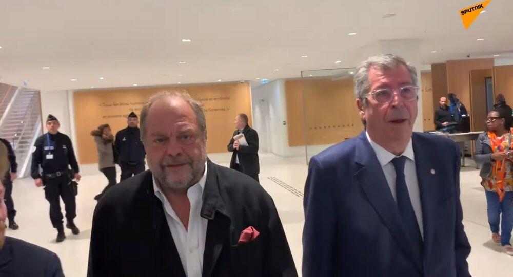 Patrick Balkany au tribunal, 13 mai 2019