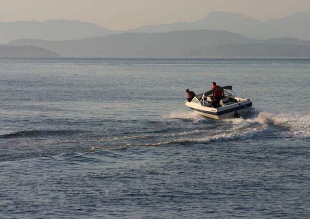Un bateau de plaisance (image d'illustration)
