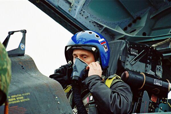 Les premières années de Vladimir Poutine à la tête de la Russie  - Sputnik France