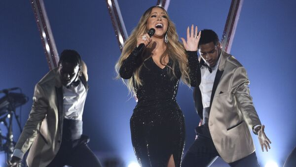 Mariah Carey - Sputnik France