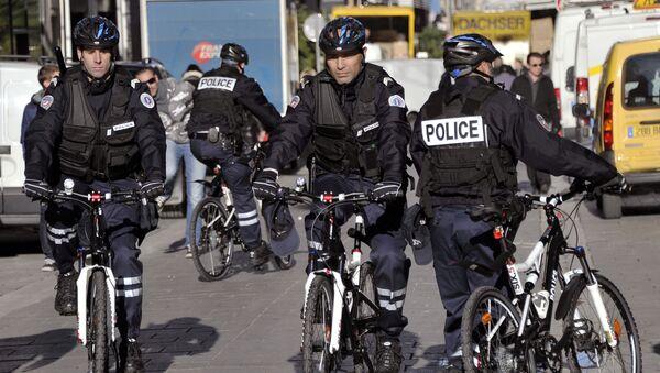 Une brigade VTT à Marseille (archives) - Sputnik France