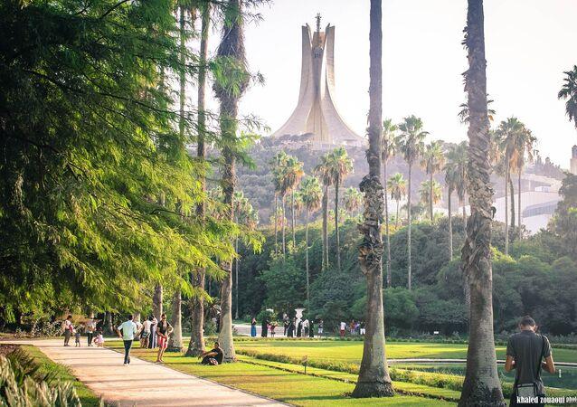 Jardin Botanique du Hamma