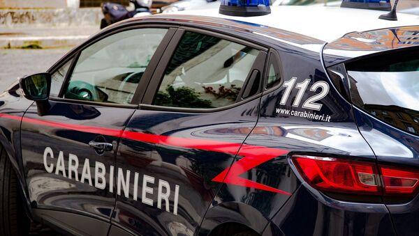 La police italienne - Sputnik France