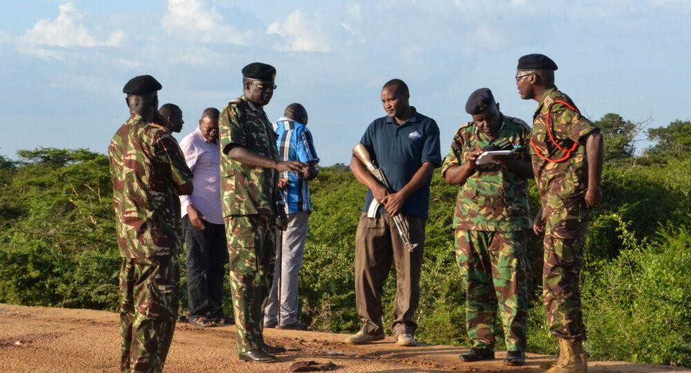 police kenyenne (image d'illustration)