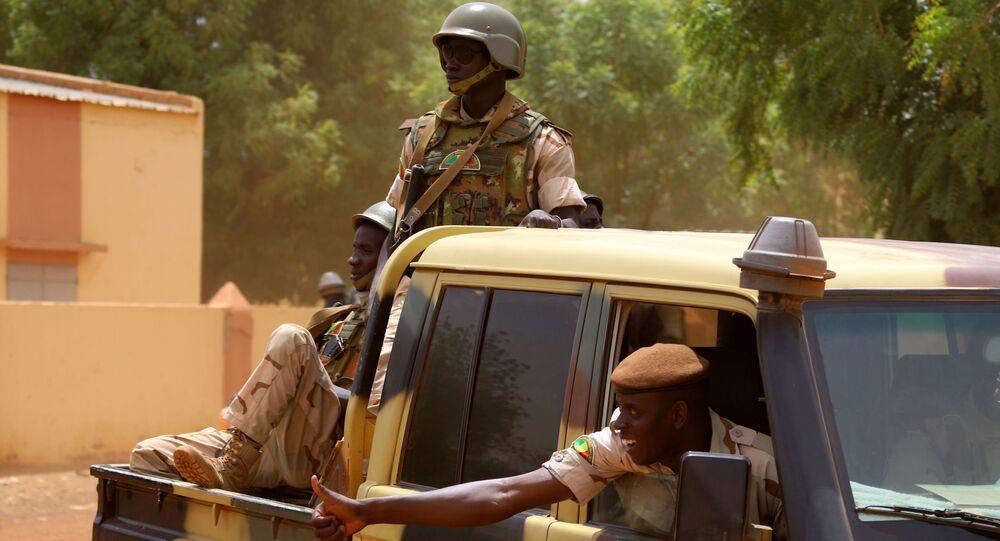 Militaires des FAMa (image d'illustration)