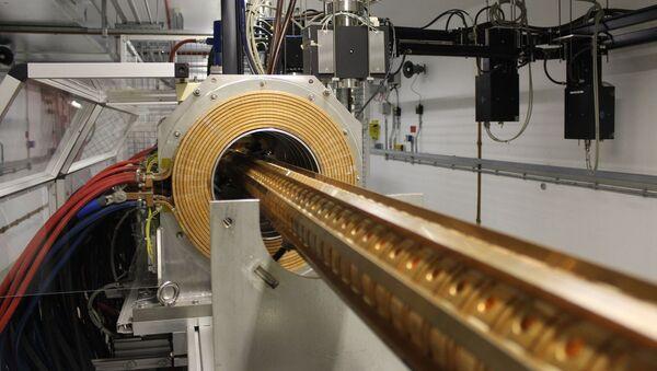 Accélérateur de particules (image d'illustration) - Sputnik France