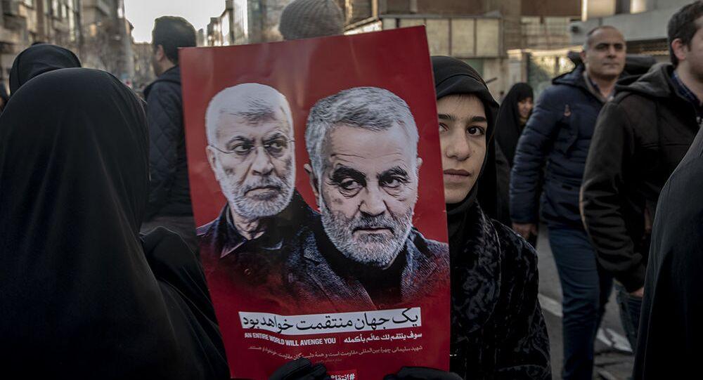 Général iranien tué en Irak : l'Iran veut poursuivre 36 personnes, dont Trump