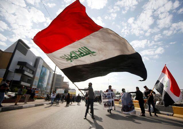Le drapeau (photo d'illustration)