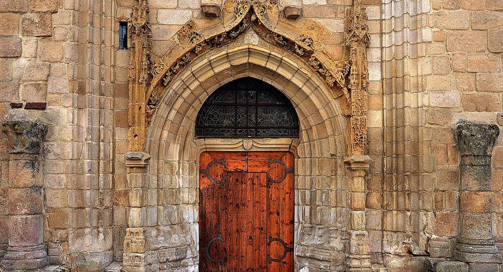 Une église, image d'illustration