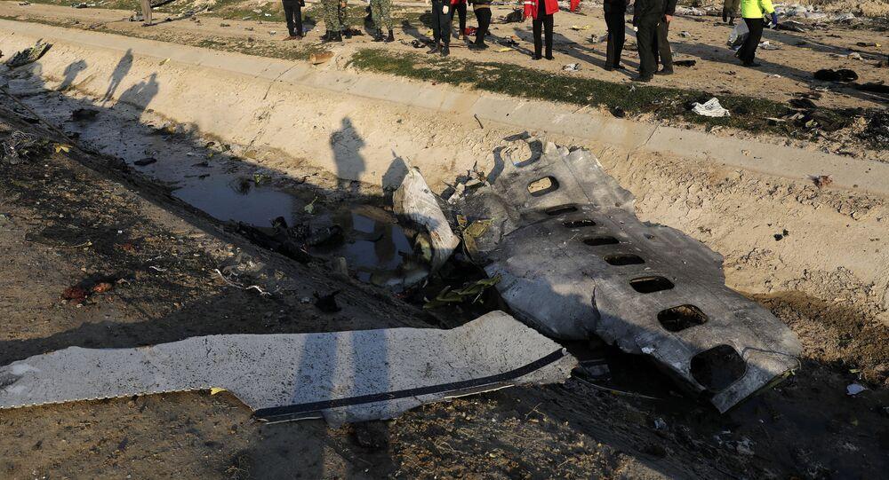 Crash du Boeing 737 de la compagnie Ukraine International Airlines en Iran