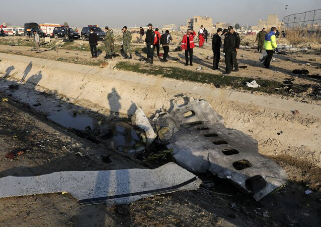 Crash du Boeing 737 de la compagnie Ukraine International Airlines en Iran