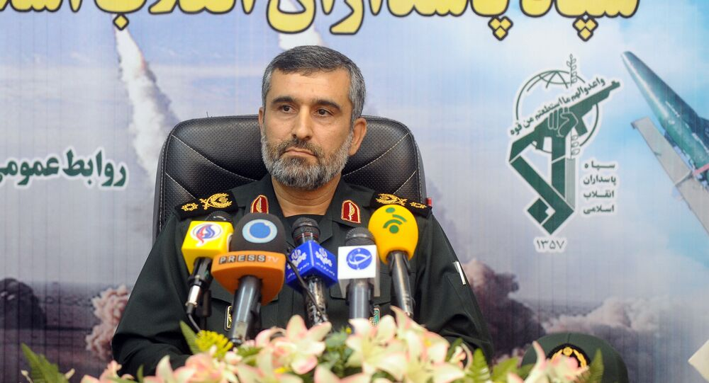 Général Amir Ali Hajizadeh