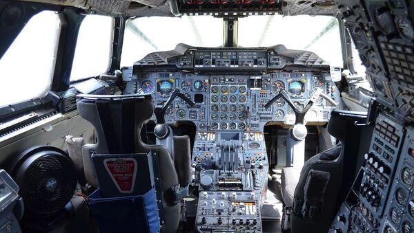 Cockpit - Sputnik France