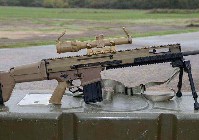 Fusil SCAR de FN Herstal