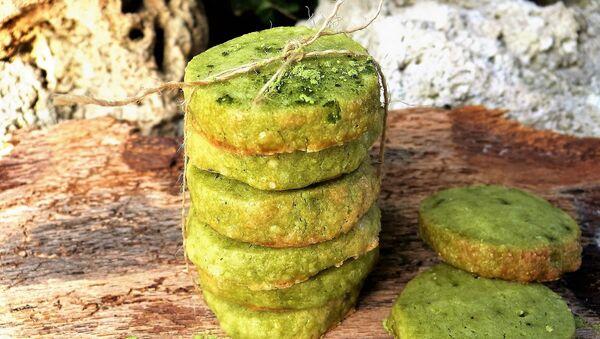 Des biscuits verts - Sputnik France