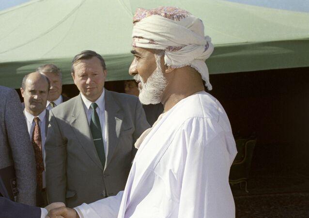 sultan Qabous ben Saïd