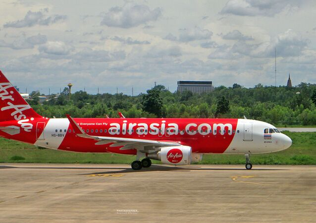 Un Airbus A320 d'AirAsia (archive photo)