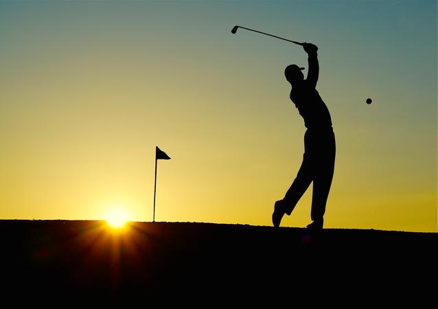 Golf (image d'illustration)