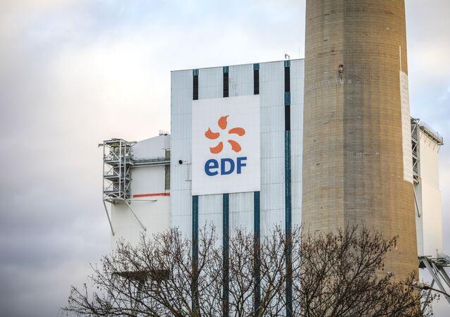 Le géant énergétique français EDF