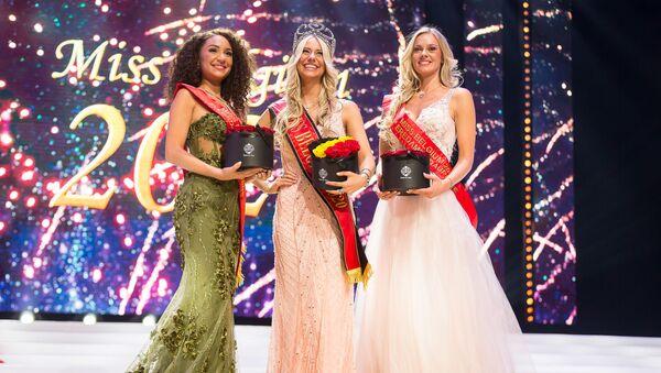 concours Miss Belgique - Sputnik France