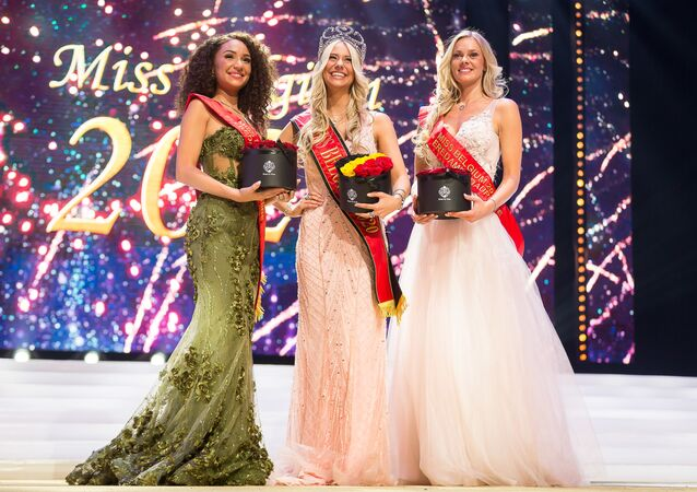 concours Miss Belgique