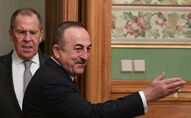 La rencontre des ministres des affaires étrangères de la Russie et de la Turquie autour de la situation en Libye