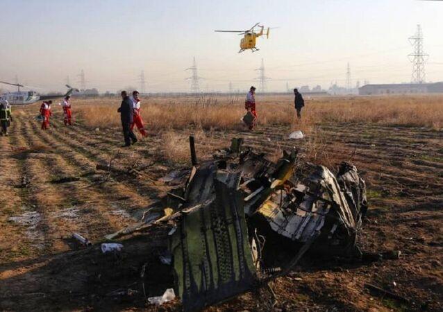 Crash d'un Boeing ukranien en Iran