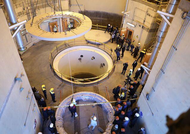 Réacteur nucléaire (photo d'archives)