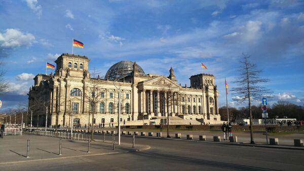 Bundestag - Sputnik France