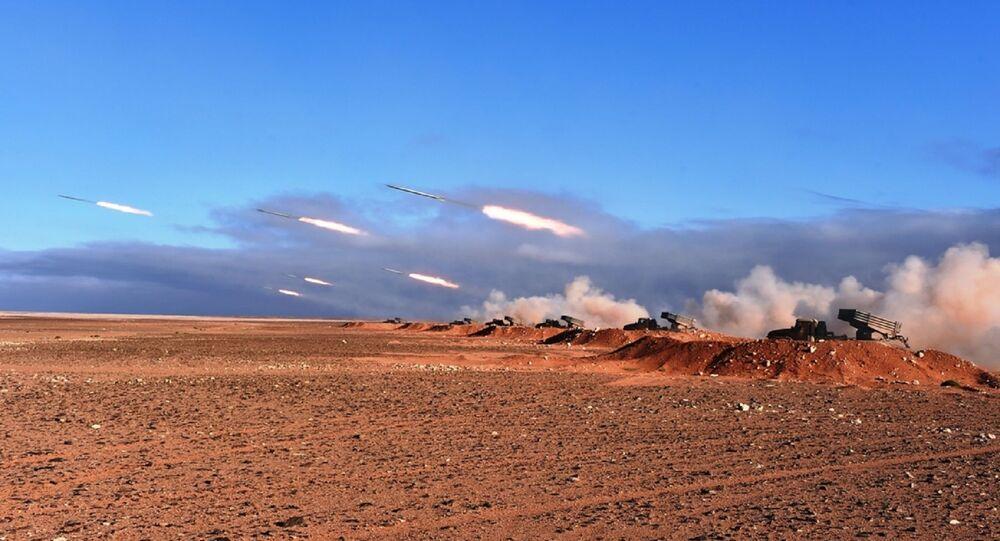 Manoeuvres avec munitions réelles «Borkane 2020»