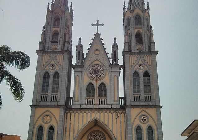 La cathédrale Sainte-Élisabeth de Malabo