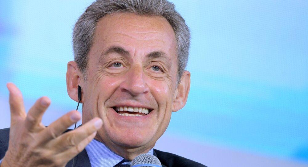 Nicolas Sarkozy mis en examen pour