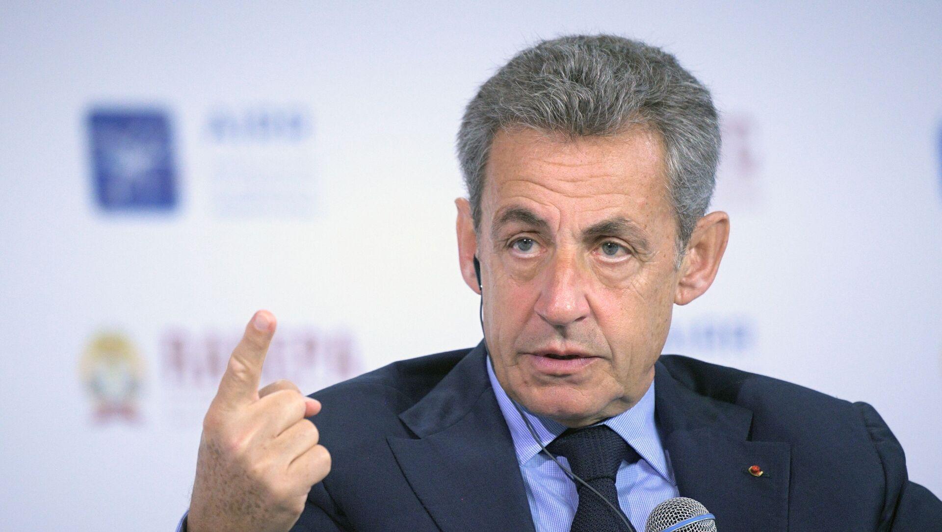 Nicolas Sarkozy - Sputnik France, 1920, 02.03.2021