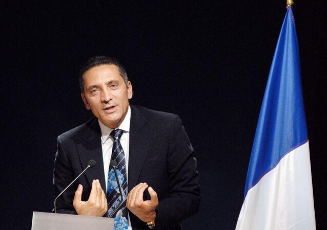 Moulay Hafid Elalamy, ministre marocain de l'Industrie et du Commerce