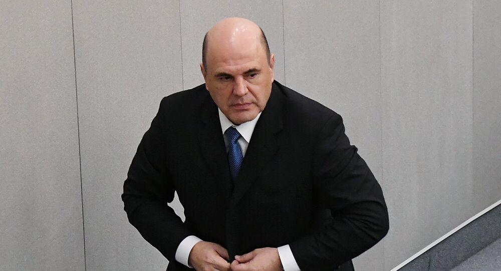 Mikhaïl Michoustine