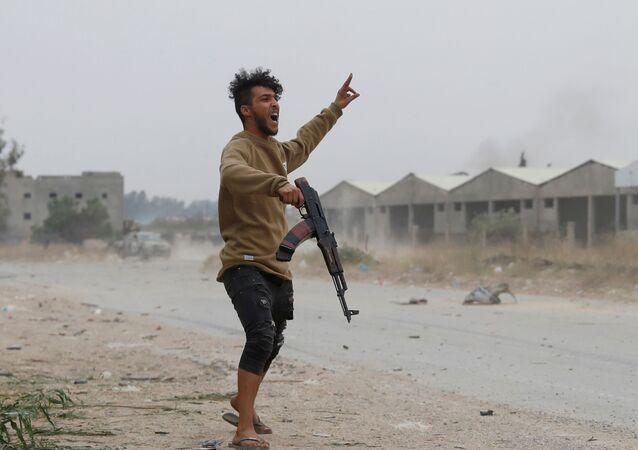 La Libye (photo d'archives)