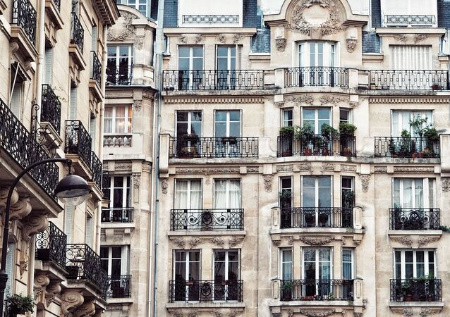 Immeuble parisien, image d'illustration
