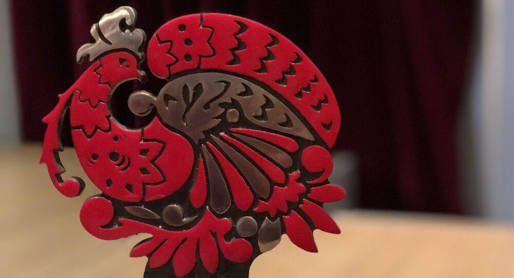 Oiseau du feu, symbole des Saisons russes à Paris