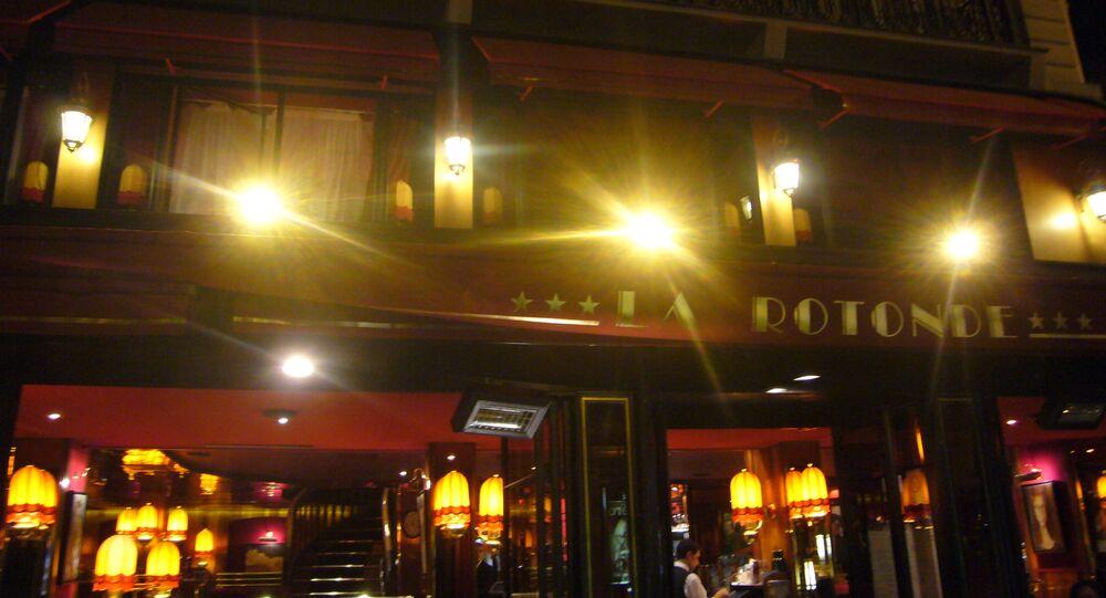 Brasserie La Rotonde à Paris