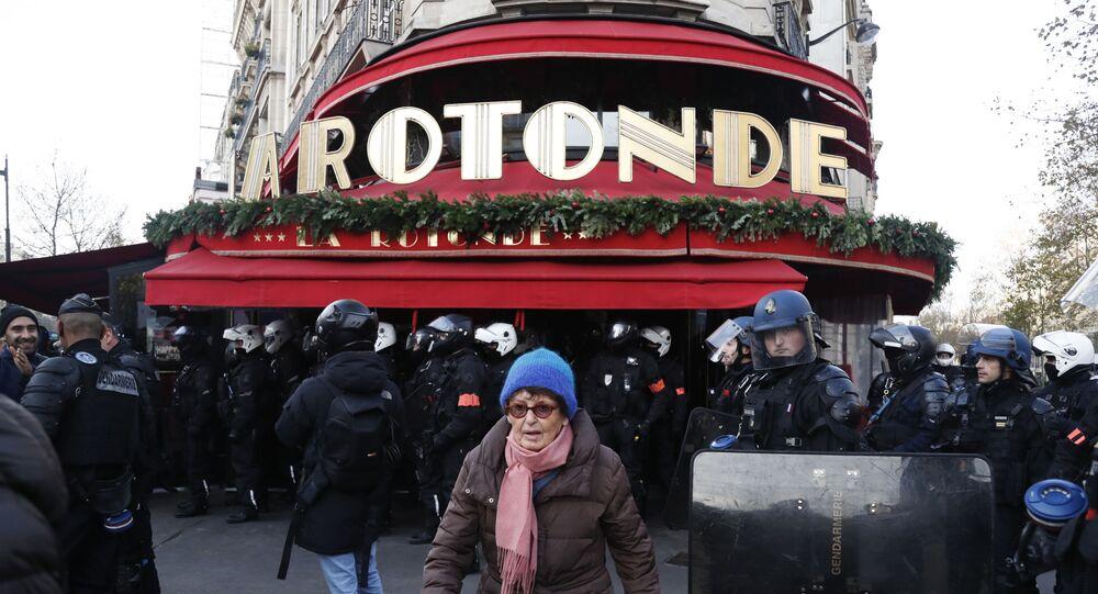 La Rotonde (image d'archives)