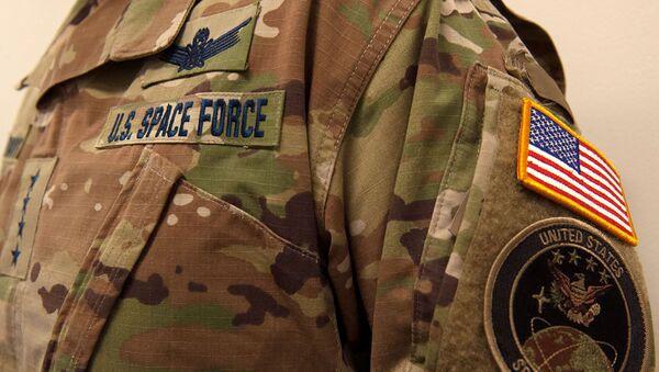 Uniforme de l'US Space Force - Sputnik France