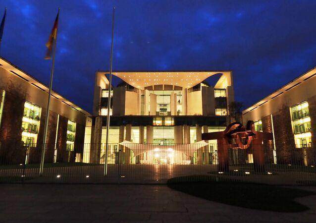 Chancellerie fédérale à Berlin