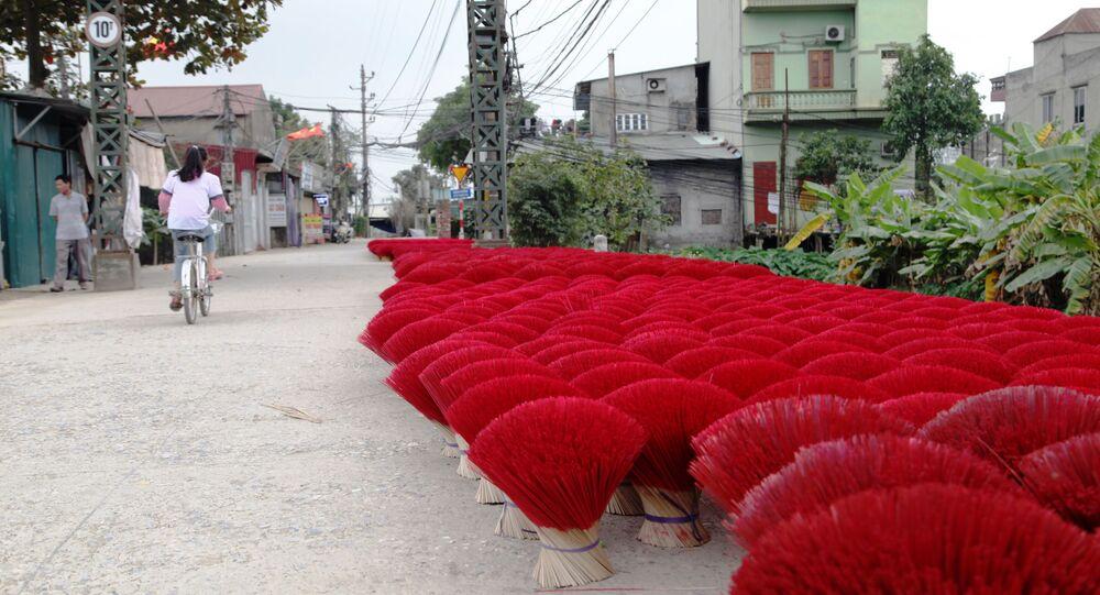 Hanoï. Vietnam