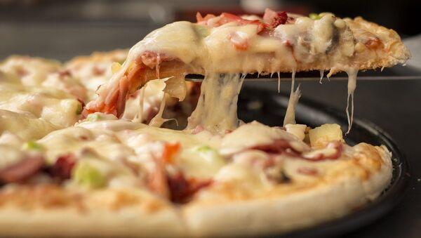 Une pizza - Sputnik France