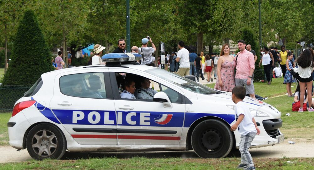 Une voiture de police (photo d'archives)