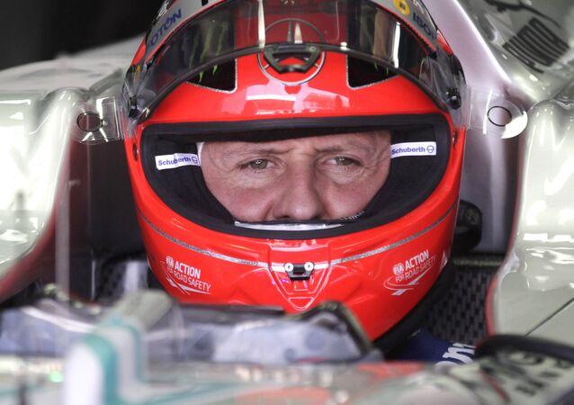 Michael Schumacher, archives