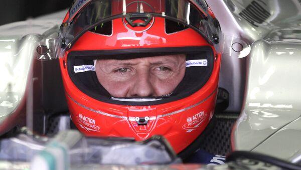 Michael Schumacher (Archiv) - Sputnik France