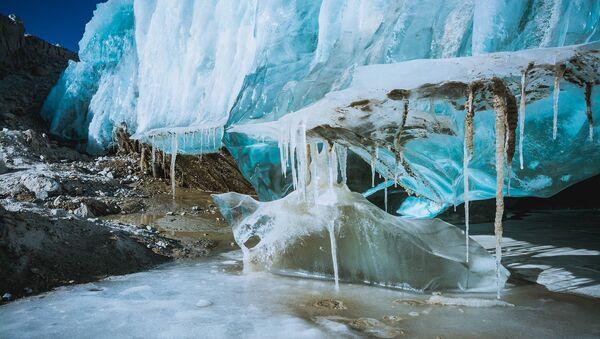 Tibet glacier - Sputnik France