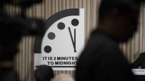 L'horloge de la fin du monde - Sputnik France